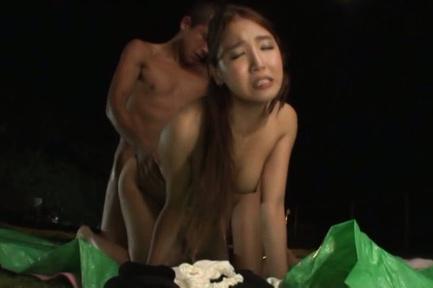 Japanese av model. AV Model and friend make love heavy with one
