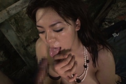 Mizuki ann. Mizuki Ann Asian with considerable jugs licks